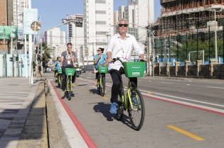 Fortaleza offers four separate bike share programs aimed at different users.