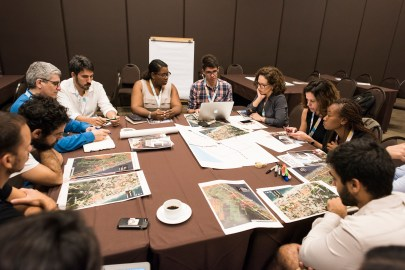 Participants discussed the 'how' of transit-oriented development and how to achieve those goals within cities.