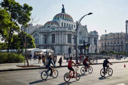 Mexico City: 1985 And Today - Institute For Transportation And Development  Policy
