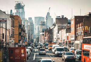 London has enacted various congestion charging schemes