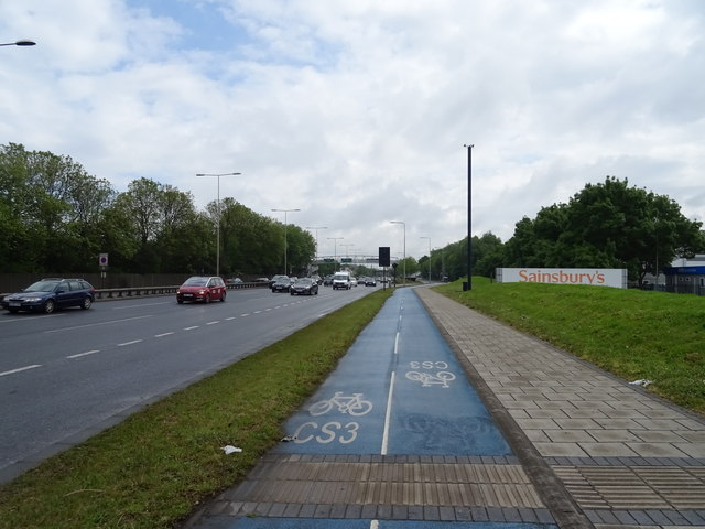 London has established quiet cycleways and cycle highways, all varied infrastructure to support cycling.