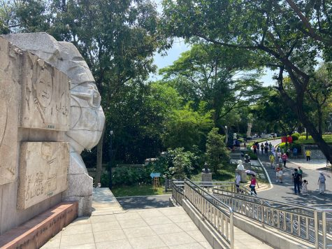 Connecting historic sites to other attractions gives visitors a glimpse of many of what Guangzhou has to offer.