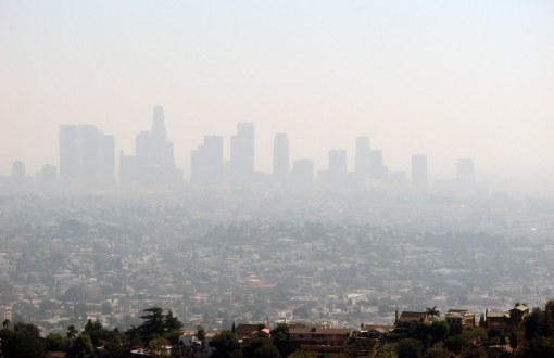 Los Angeles has air quality challenges. Along with air quality, climate change is an ongoing challenge in Los Angeles and the surrounding area where forest fires and rising tides pose an existential threat.