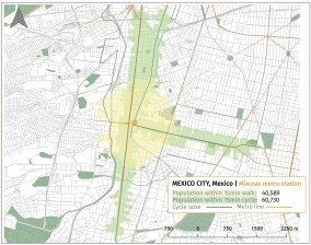In Mexico City, access to the BRT expands with integrated micromobiliy.