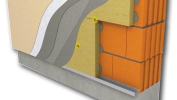 Aislamiento térmico por el exterior de los edificios