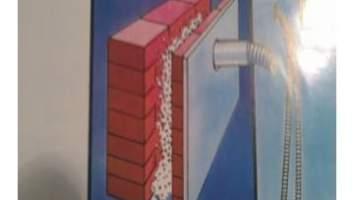 Inyeccion poliuretano en camara de aire