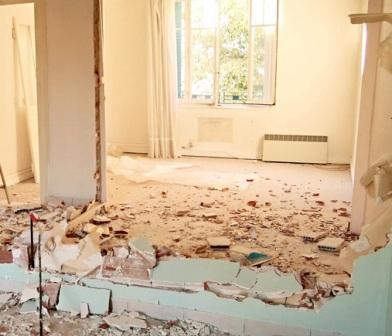 demolicion tabique