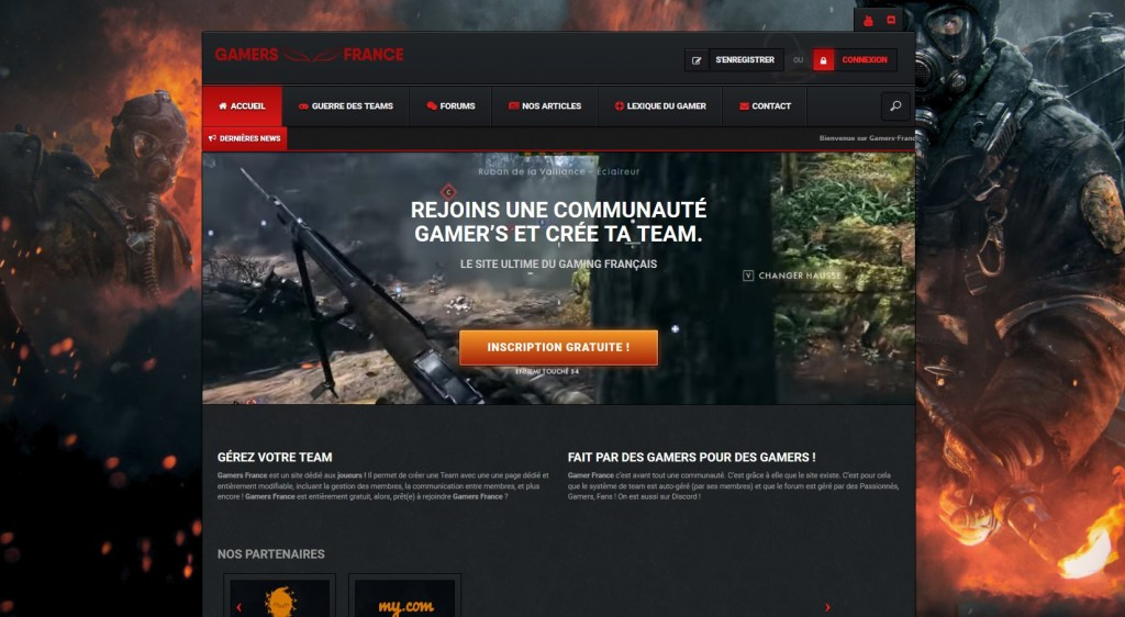 Gamers France