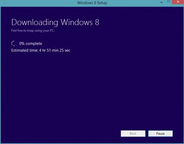 usb installer windows 8
