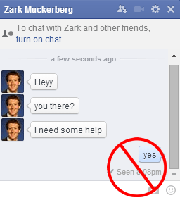How to Disable Seen Feature from Facebook Messages