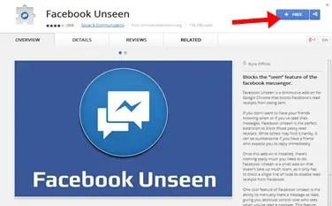 facebook unseen
