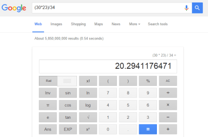 google math