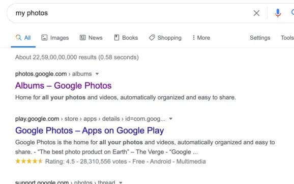 my google photos