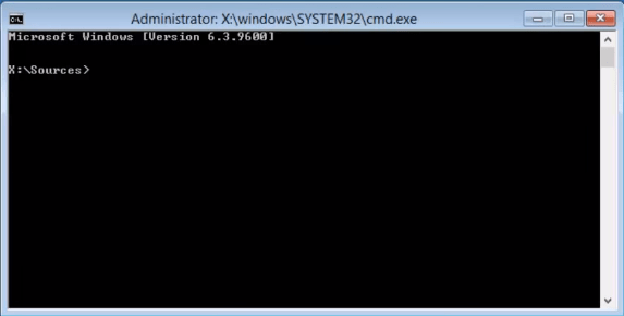 command prompt repair