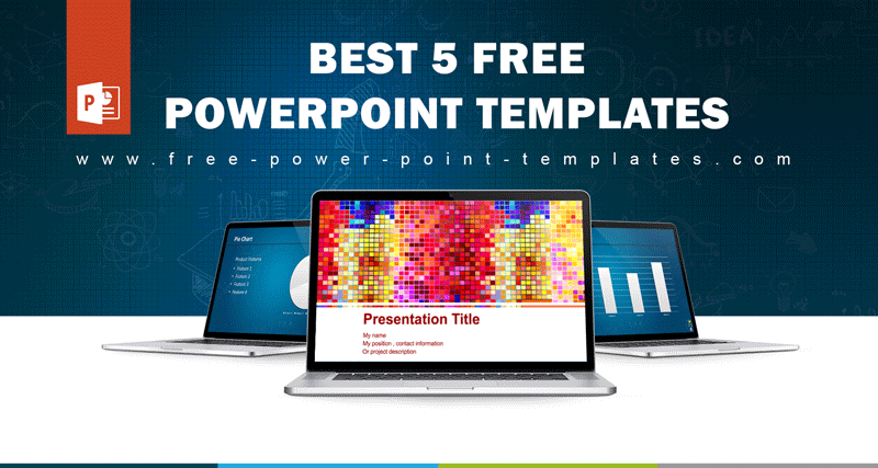 5 best powerpoint templates for free download to create stunning there is a diverse collection of free powerpoint designs backgrounds themes and complete slideshow template packages that anyone can use for personal wajeb Image collections