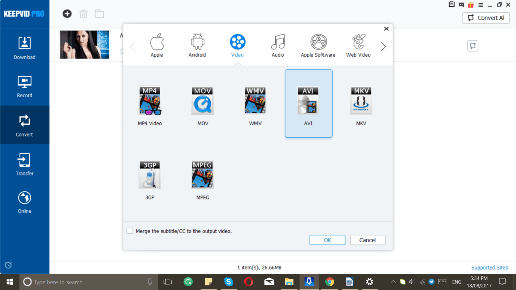 KeepVid Pro, MP3 Downloader, MP4 Converter