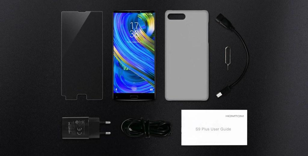 HOMTOM S9 PLUS, S9 Plus, GearBest 11.11 flash sale