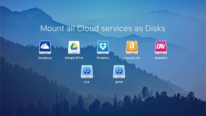 CloudMounter Review- Mount Cloud Storage Services as Local Disks on Mac