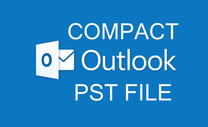 How to Compact PST File in Outlook 2016: Top Secret Revealed