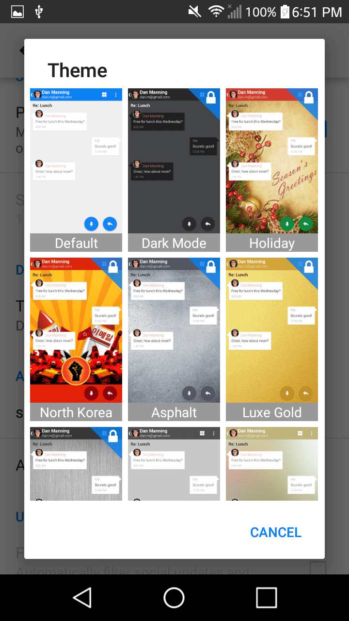 email apps for Android, best email app, 10 best email apps for Android, best email apps for Android, popular email app alternative for Android, best email app alternative for Android