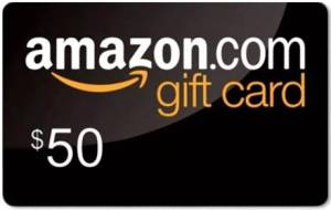 Giveaway: $50 Amazon Gift Card to 2 Winners [50K YouTube Subscribers Special]