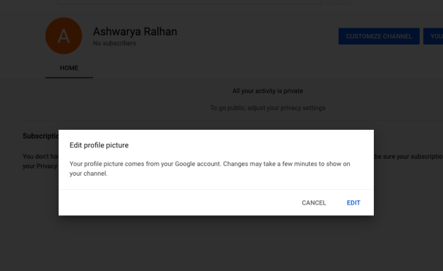 How To Remove Photo From Google Account