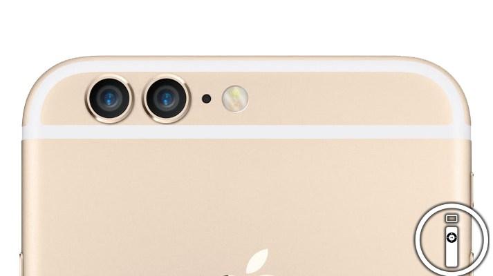 iPhone 7 con doppia camera - video