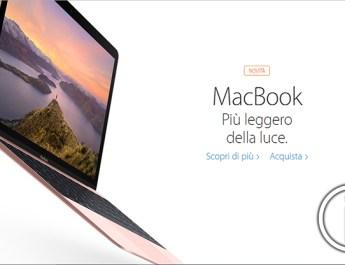 MacBook - Aggiornamento 12