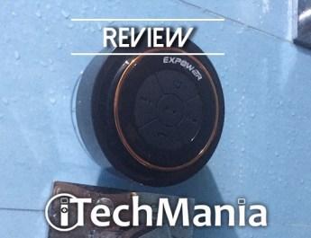 speaker bluetooth Expower IPX7 Waterproof