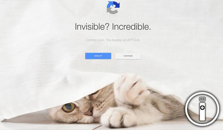 Google annuncia il reCaptcha del futuro