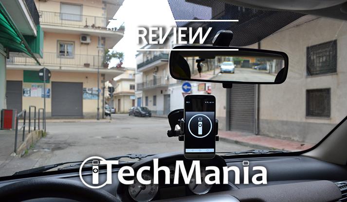 Spigen Kuel: Il supporto smartphone per auto funzionale e di ottima fattura | Recensione iTechMania