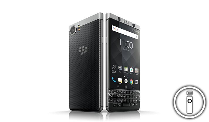 MWC 2017: Annunciato il nuovissimo BlackBerry KEYone, ecco tutti i dettagli