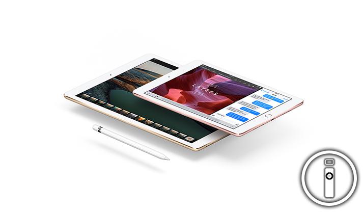 I nuovi iPad da 10.5 e 12.9 pollici potrebbero non arrivare prima di Maggio