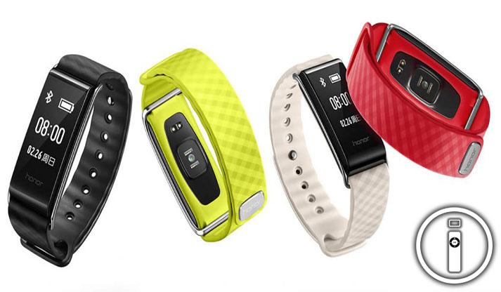 Honor Band A2: smartband completa e colorata, al prezzo di soli 26€
