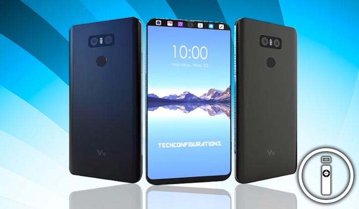 LG V30: nuova action bar e always-on display rinnovato