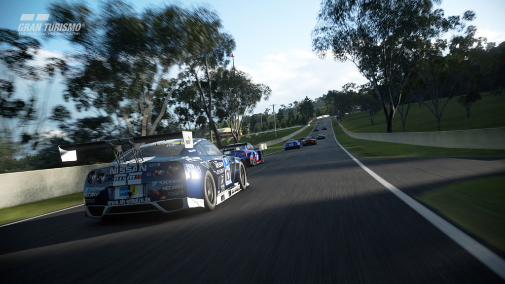 Gran Turismo Sport, la demo è disponibile
