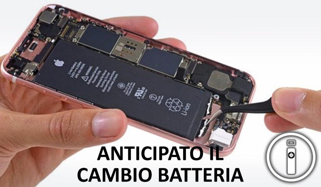 Ecco come ottenere la sostituzione della batteria di iPhone fuori garanzia