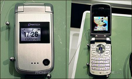 Pantech G3800