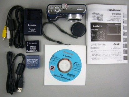 Panasonic DMC-TZ1