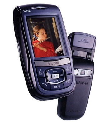 Samsung's SCH-V850