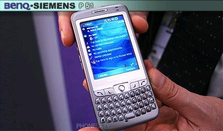 BenQ-Siemens P51