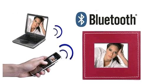 Bluetooth Photo Viewer