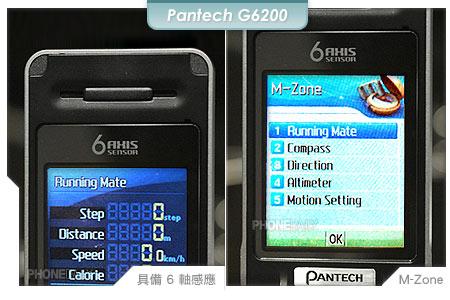 Pantech G6200