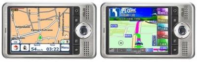 Asus A686, A696 GPS PDAs