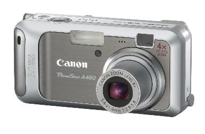 Canon PowerShot A460 Digital Camera