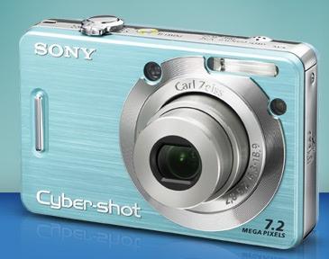 Sony DSC-W35, DSC-W55