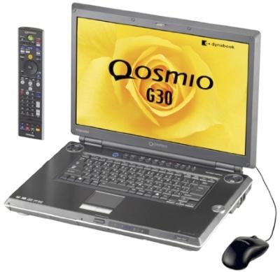Toshiba Qosmio G30/97A Laptop
