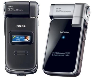 Nokia N93 vs. Nokia N93i