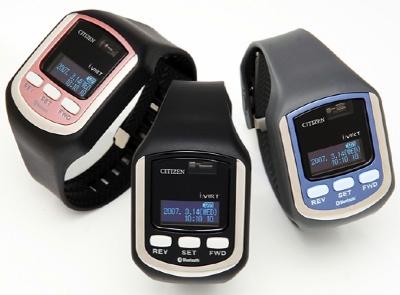 Citizen VIRT W700 Bluetooth Watch