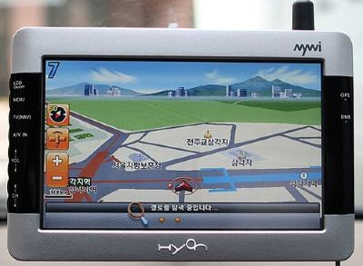 HyOn MyWi T10 in-car GPS
